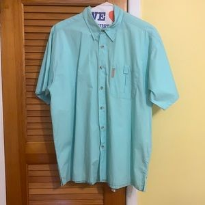 Columbia Men's PFG Button Shirt